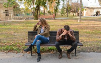 Desilusão amorosa, não fique parado na dor